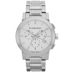 Buy Men's Burberry Watch The City BU9350 Chronograph