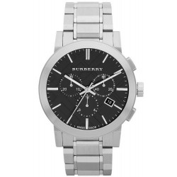 Buy Men's Burberry Watch The City BU9351 Chronograph