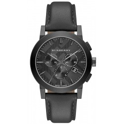 Buy Men's Burberry Watch The City BU9364 Chronograph