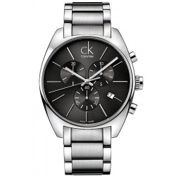 Buy Men's Calvin Klein Watch Exchange K2F27161 Chronograph