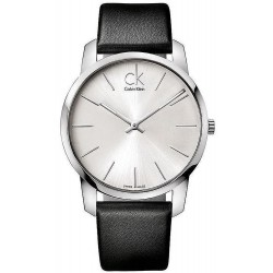 Buy Men's Calvin Klein Watch City K2G211C6