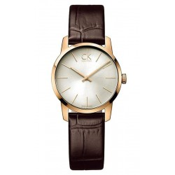 Buy Women's Calvin Klein Watch City K2G23620