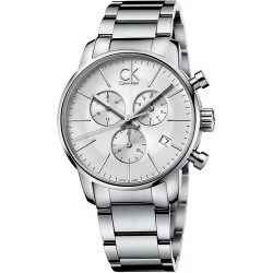 Buy Men's Calvin Klein Watch City K2G27146 Chronograph
