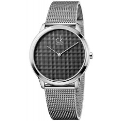 Buy Men's Calvin Klein Watch Minimal K3M2112X
