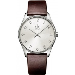 Buy Men's Calvin Klein Watch New Classic K4D211G6