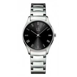 Buy Women's Calvin Klein Watch New Classic K4D2214Y