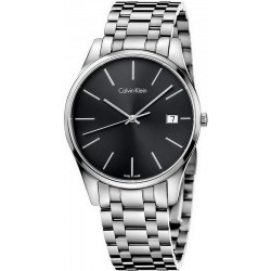 Buy Men's Calvin Klein Watch Time K4N21141