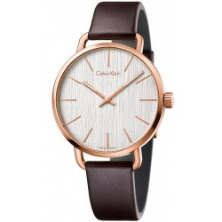 Buy Men's Calvin Klein Watch Even K7B216G6