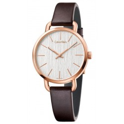 Buy Women's Calvin Klein Watch Even K7B236G6