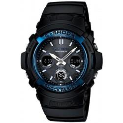 Buy Casio G-Shock Men's Watch AWG-M100A-1AER Multifunction Ana-Digi Solar