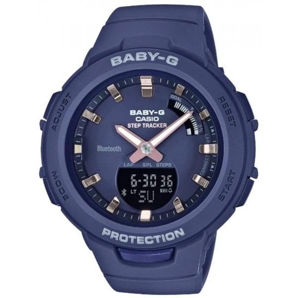Buy Casio Baby-G Womens Watch BSA-B100-2AER