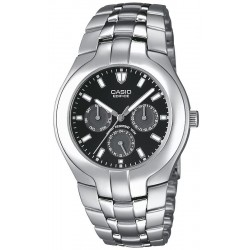 Buy Casio Edifice Men's Watch EF-304D-1AVEF Multifunction