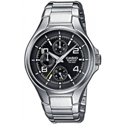 Buy Casio Edifice Men's Watch EF-316D-1AVEF Multifunction