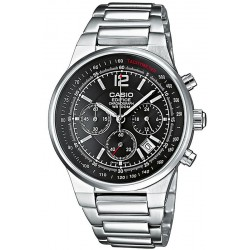 Buy Casio Edifice Men's Watch EF-500D-1AVEF Chronograph