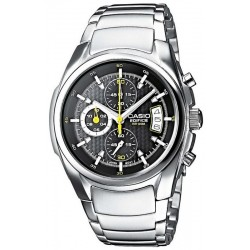 Buy Casio Edifice Men's Watch EF-512D-1AVEF Chronograph