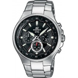 Buy Casio Edifice Men's Watch EF-562D-1AVEF Chronograph