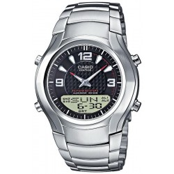 Buy Casio Edifice Men's Watch EFA-112D-1AVEF Multifunction Ana-Digi