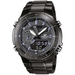 Buy Casio Edifice Men's Watch EFA-131BK-1AVEF Ana-Digi Multifunction