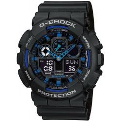 Buy Casio G-Shock Men's Watch GA-100-1A2ER Multifunction Ana-Digi