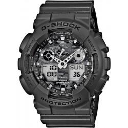 Buy Casio G-Shock Men's Watch GA-100CF-8AER Multifunction Ana-Digi