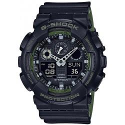 Buy Casio G-Shock Men's Watch GA-100L-1AER Multifunction Ana-Digi