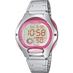 Buy Casio Collection Womens Watch LW-200D-4AVEF