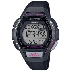 Casio Collection Women's Watch LWS-2000H-1AVEF