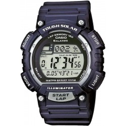 Buy Casio Sports Unisex Watch STL-S100H-2A2VEF Multifunction Digital Solar