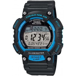 Buy Casio Sports Unisex Watch STL-S100H-2AVEF Multifunction Digital Solar