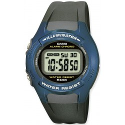 Casio Collection Men's Watch W-43H-1AVES Multifunction Digital