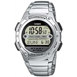 Casio Collection Men's Watch W-756D-7AVES Multifunction Digital