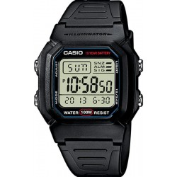 Buy Casio Collection Mens Watch W-800H-1AVES