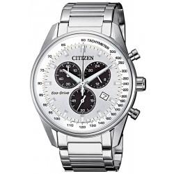 Buy Men's Citizen Watch Chrono Eco-Drive AT2390-82A