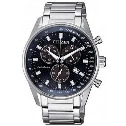 Buy Men's Citizen Watch Chrono Eco-Drive AT2390-82L
