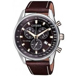 Men's Citizen Watch Chrono Eco-Drive AT2396-19X
