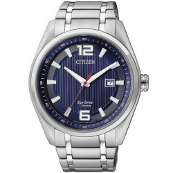 Buy Men's Citizen Watch Super Titanium Eco-Drive AW1240-57M