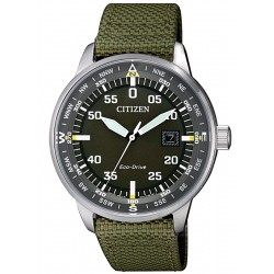 Buy Men's Citizen Watch Aviator Eco-Drive BM7390-22X
