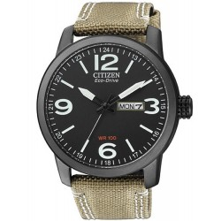 Buy Men's Citizen Watch Military Eco-Drive BM8476-23E