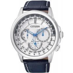 Buy Men's Citizen Watch Calendrier Eco-Drive BU2020-11A Multifunction