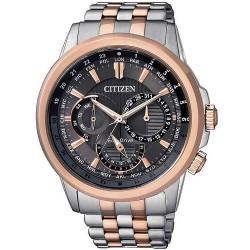 Buy Men's Citizen Watch Calendrier Eco-Drive BU2026-65H Multifunction
