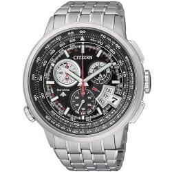 Buy Men's Citizen Watch Radio Controlled Chrono Pilot Evolution 5 Titanium BY0011-50F