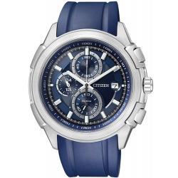 Buy Men's Citizen Watch Chrono Eco-Drive CA0141-01L