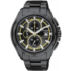 Buy Men's Citizen Watch Chrono Eco-Drive CA0275-55F