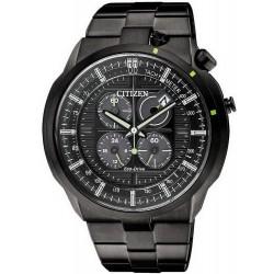 Buy Men's Citizen Watch Bullhead Chrono Eco-Drive CA0485-52E