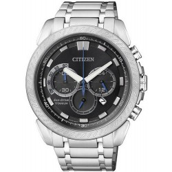 Men's Citizen Watch Super Titanium Chrono Eco-Drive CA4060-50E