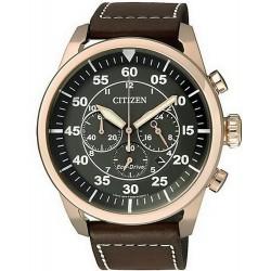 Buy Men's Citizen Watch Aviator Chrono Eco-Drive CA4213-00E