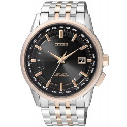 Men's Citizen Watch Radio Controlled Evolution 5 Eco-Drive CB0156-66E