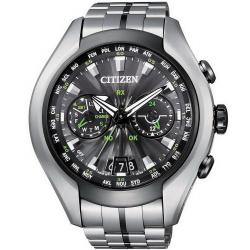 Buy Men's Citizen Watch Satellite Wave Air Eco-Drive Titanium CC1054-56E