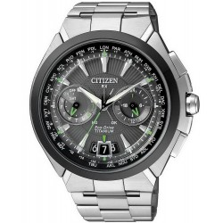 Buy Men's Citizen Watch Satellite Wave Titanium Eco-Drive CC1084-55E