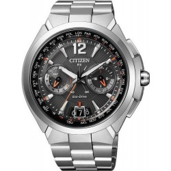 Buy Men's Citizen Watch Satellite Wave Chrono Eco-Drive CC1090-52E